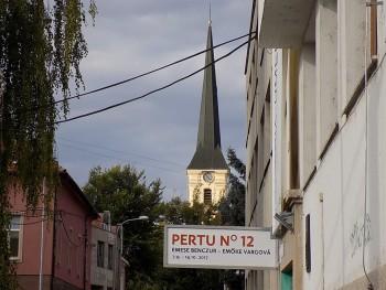 Galéria umenia predstavila PERTU № 12