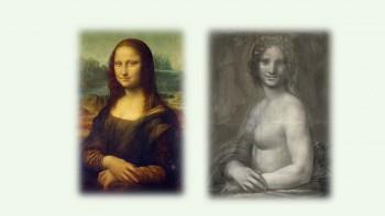 Objavili nahú verziu svetoznámej Mony Lízy