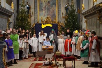 Narodil sa Kristus Pán – jasličková pobožnosť