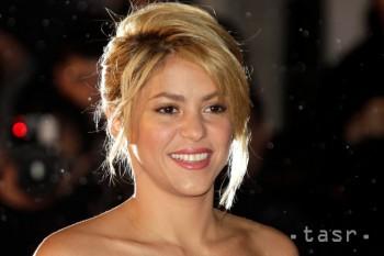 Speváčka Shakira porodila svoje prvé dieťa