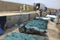 Strašný nález v Líbyi: Z kontajnera vytiahli 13 mŕtvych migrantov