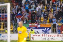 Odvetný zápas 3. predkola ligy majstrov medzi ŠK S