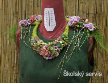 Malinovskí floristi bodovali na prestížnej súťaži v Maďarsku