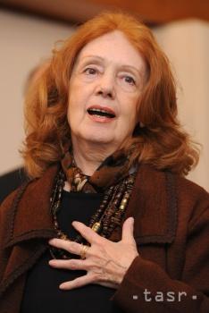 Šarmantná herečka Zdena Gruberová bola 45 rokov členkou SND