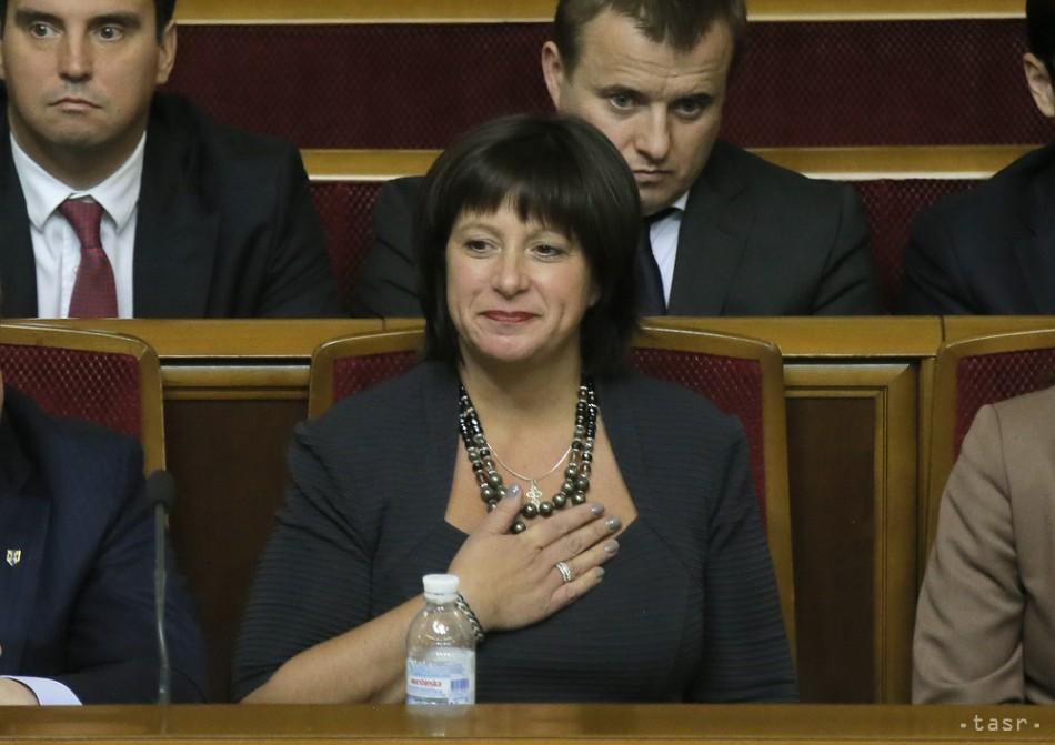 7c64cdd4532 Ukrajinská ministerka financií verí v ekonomický rast v roku 2016