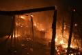 V utečeneckom tábore na ostrove Samos hasili požiar