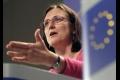 Eurokomisárka C. Malmströmová varovala USA pred obchodnou vojnou