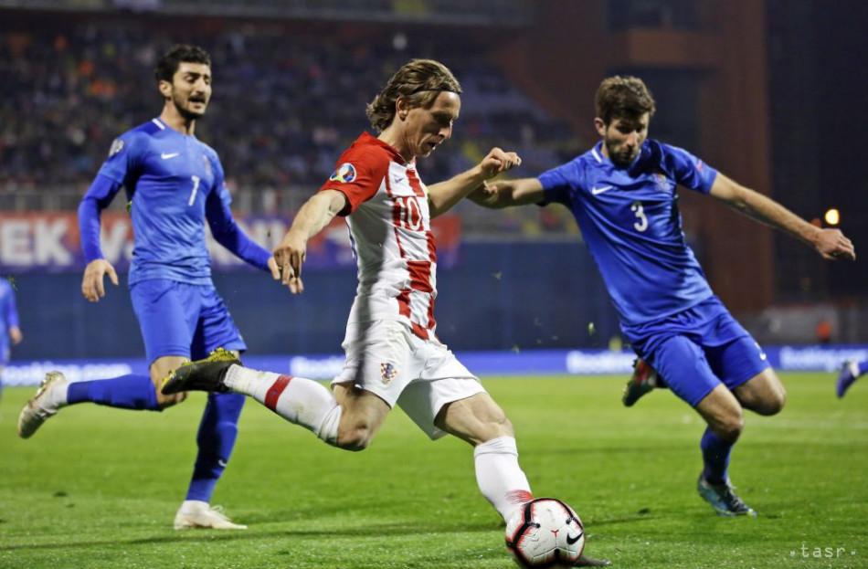 41c00daa709a2 EURO 2020: Chorváti zbúrali azerbajdžanskú stenu, Dalič: Som spokojný