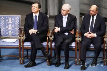Van Rompuy zdôvodnil, prečo si EÚ zaslúži Nobelovu cenu mieru