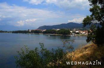 Objavte rodisko cyriliky, macedónsky Ohrid