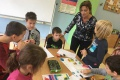 Prešovská primátorka navštívila deti v Klube nadaných detí