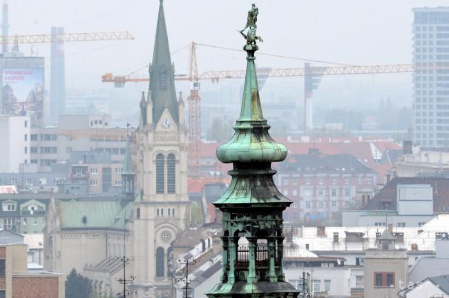 Bratislava podpísala zmluvu na rekonštrukciu Michalskej veže
