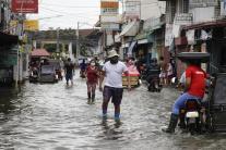 Filipíny trápi tajfún Molave
