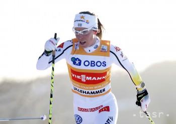 Švédska lyžiarka Kallóvá vyhrala korčuliarsku desiatku v Dobbiacu