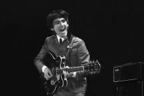 Výstava fotografii skupiny Beatles