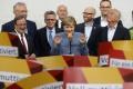 Víťazka volieb A. Merkelová si verí: Koaličné rokovania zvládneme