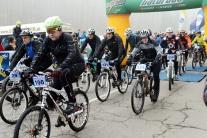 Šiesty ročník zimného MTB maratónu