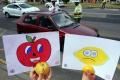 DOPRAVNÁ AKCIA: Nezodpovední vodiči dostanú ako výstrahu kyslý citrón