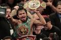 Boxer Manny Pacquiao sa vracia do ringu
