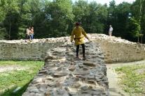 Stredoveký vojenský tábor na Košickom hrade