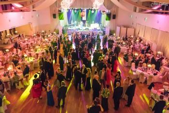 Akademické plesy majú v Nitre tradíciu, tento rok sa konal jubilejný