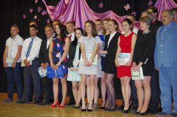 Rozlúčka s absolventmi SOŠ drevárskej a stavebnej Krásno nad Kysucou