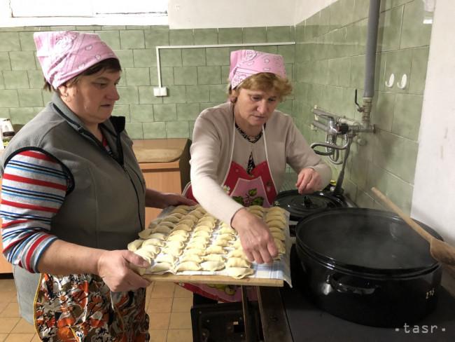 Ľudí v obci Vysoká volajú pre ich vzťah k tradičnému jedlu Pirohare ... 39d7f52d5b