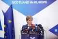 Sturgeonová:Británia posúva Škótsko k druhému referendu o nezávislosti