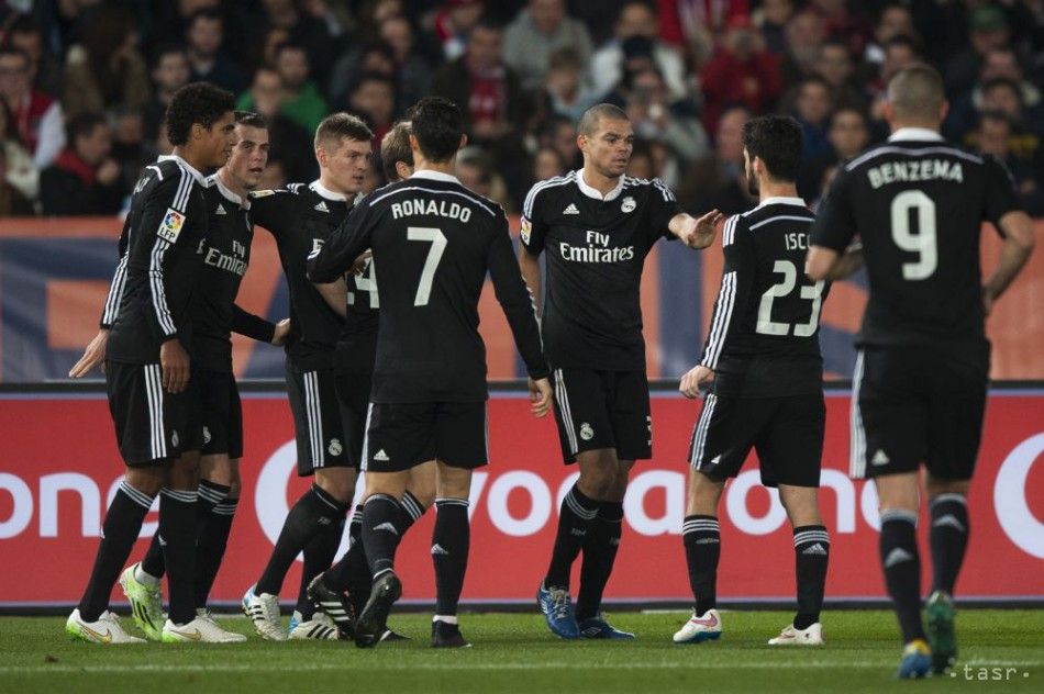 d7071083aa50d LIGA MAJSTROV: Real sa bude spoliehať na trio Bale - Benzema - Ronaldo