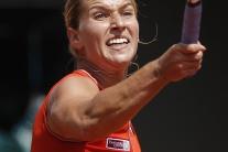 Dominika Cibulková vo štvrťfinále Roland Garros