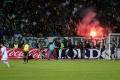 EURÓPSKA LIGA: Počas zápasu Mainz - Anderlecht zatkli 80 fanúšikov