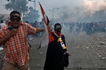 Demonštrácie v Iraku