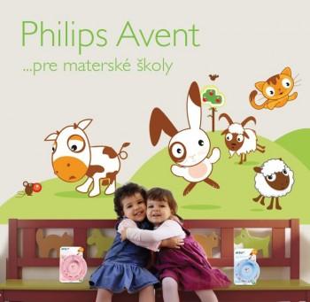 Philips podporí materské školy