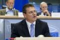 Profil slovenského eurokomisára Maroša Šefčoviča