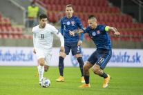 Liga národov, Slovensko - Izrael