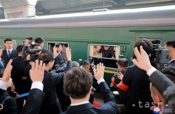 VIDEO: Opancierovaný vlak Kim Čong-una skrýva nejedno tajomstvo