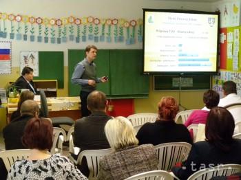 ZŠ v mestskej časti Lomnica prebudovali na Školu zdravej klímy