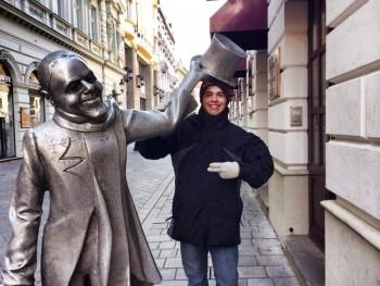 Mateus prišiel študovať na Slovensko z horúcej Brazílie