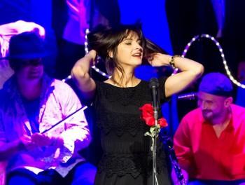 Jana Kirschner už 20 rokov zbiera ocenenia za svoju hudobnú tvorbu