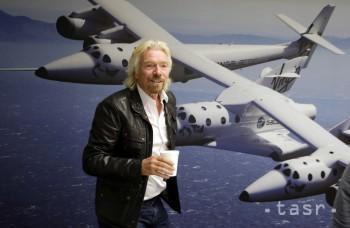 Richard Branson, zakladateľ značky Virgin