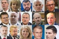 A. Danko prijal kandidatúru 15 z 18 uchádzačov o Prezidentský palác 7ff40ead089