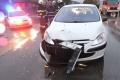 Dopravná nehoda v Lehniciach: Vodička zrazila na ceste celú rodinu