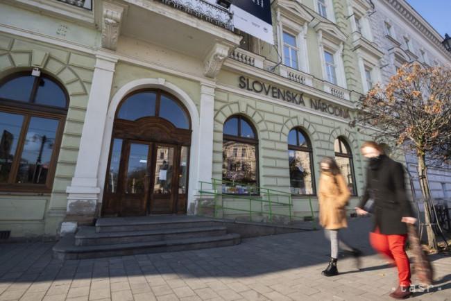 SNG Bratislava môžu priaznivci umenia navštíviť od 24. apríla