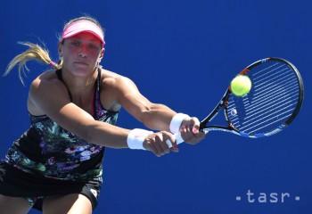 Wickmayerová postúpila do 2. kola na turnaji WTA v Petrohrade