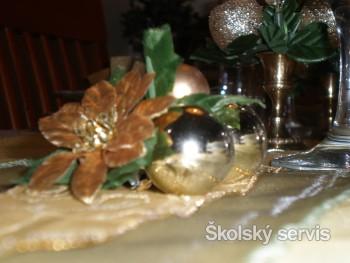 Na SOŠ v Rakoviciach sa bude súťažiť vo vianočnom aranžovaní
