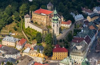 V Banskej Štiavnici našli pozostatky hradieb a synagógy