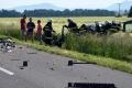 VIDEO TRAGICKEJ ZRÁŽKY: Preživšej vodičke namerali 2,5 promile