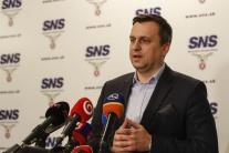 Slovenská národná strana nerozšíri poslanecký klub o členov #Siete