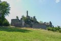 FOTO: Hrad Korlátka spustol v 19. storočí, teraz sa ho snažia obnoviť
