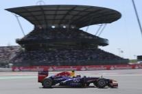 Premiérový triumf Vettela na Veľkej cene Nemecka